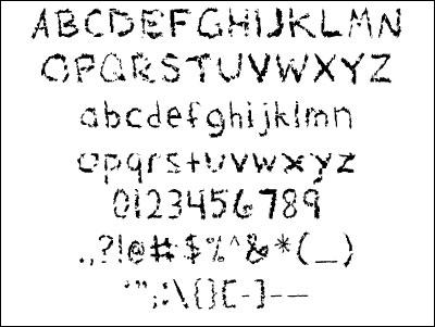 Crayon Sans